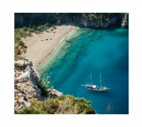 """Butterfly Valley""- Долината на пеперудите-Турция; comments:8"