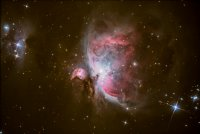 Мъглявината М42 в Орион Коментари: 52 Гласували: 171