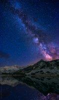 Млечният път над Муратовото езеро ; Коментари:7