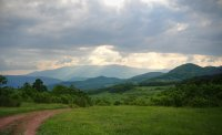 Поглед към Витоша от Лозенска планина; comments:3