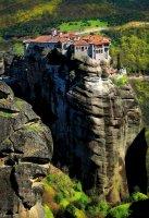 Манастир <Св. Варлаам>, Meteora, Grece. ; Коментари:6