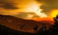 Изглед северно от Мъглиж; comments:1