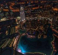 Дубай от 124 ти етаж Коментари: 12 Гласували: 31