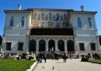 Галерия Боргезе, Рим ; Коментари:5