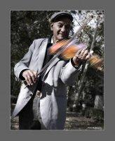 """Портрет на \\\""""Уличен цигулар\\\"""" ; Коментари:6"""