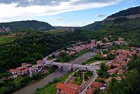 Река Янтра - поглед от хълма Царевец; Коментари:13