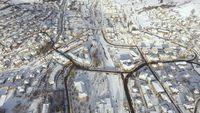 улиците в Ардино от високо; comments:9