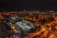 Зимна вечер над Плевен; comments:6