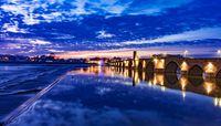 Мостът на Мустафа паша (наричан също Старият мост); comments:4