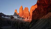Torres del Paine, Chille, Argentina; comments:14