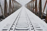Снежен мост.; Коментари:3