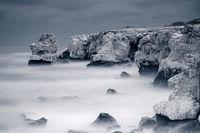 Frozen rocks Коментари: 23 Гласували: 83
