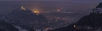Преди изгрев, града бавно се пробужда; comments:5