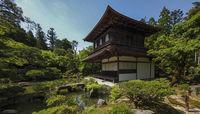 Храмът Гинкакуджи - Сребърния павилион Коментари: 62 Гласували: 97