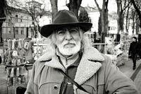 Уличен портрет на Гаро Кешишян; comments:6