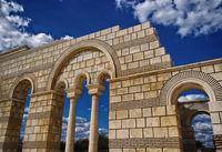 Величествените руини на Голямата базилика в Плиска; comments:5