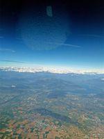 Италианските Алпи - поглед от самолета; Коментари:4
