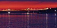 Дунав мост 2 преди изгрев; comments:23