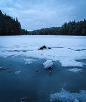 Замръзналото езеро; comments:1
