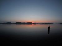 Изгрев на тихия бял Дунав; comments:5
