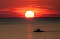 Sunset, Tropea; comments:7