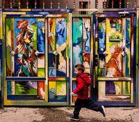 Цветните порти на града; comments:3