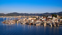Marmaris morning blue; comments:4
