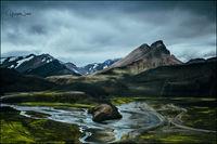 Icelandic Highlands in summer; comments:9