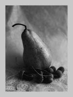 Натюрморт - круша и жълъди; comments:13