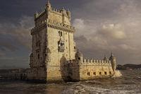 Torre de Belém, Lisboa, Portugal; comments:5