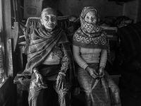 Непал - Майка и дъщеря; comments:19