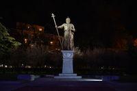 Паметник на Цар Самуил (06.12.17); comments:2
