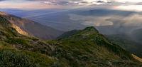 Залез над Бутковско езеро (ез. Керкини), Гърция; comments:2