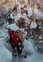 Йордановден – денят на мъжкото ледено хоро в Калофер!; comments:5