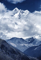 Lhotse - 8516m. | Khumbu region | Nepal | 27 AUG. 2016; comments:8