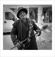 """Портрети от улицата """"Един коминочистач за късмет""""; comments:8"""