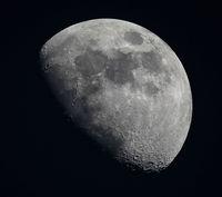 Луната, 24 април 2018; comments:7