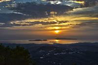 Залез от остров Корфу; comments:3