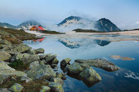 Пролетно на Тевно езеро, Пирин планина; comments:3