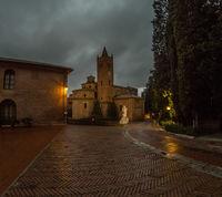 Abbey of Monte Oliveto Maggiore, Tuscany; comments:2