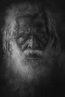 Old Rajasthani man from Varanasi; comments:15