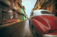 Vintage car,Havana Fantasy; comments:16