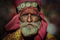 Old Rajasthani man from Varanasi; comments:7