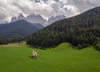 Santa Maddalena, Val di Funes, Dolomites....; comments:14