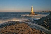 Морският фар в гр.Ахтопол.; comments:2