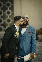 """""""Когато младоженеца завиди на брадата на кума""""; comments:3"""
