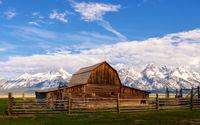 Moulton barn, Grand Teton; comments:2