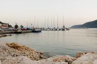 Vasiliki port, Lefkada II; Коментари:3