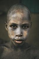 Arbore tribe boy,Ethiopia; comments:14
