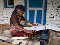 Тъкачка - Непал - село в Хималаите; comments:12